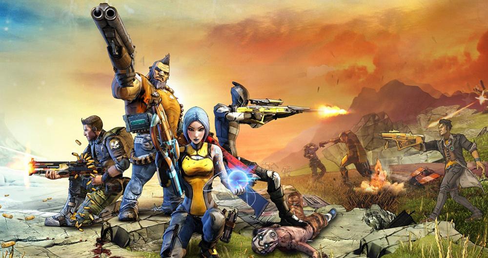 فروش بازی Borderlands 3 به بیش از 5 میلیون نسخه رسید