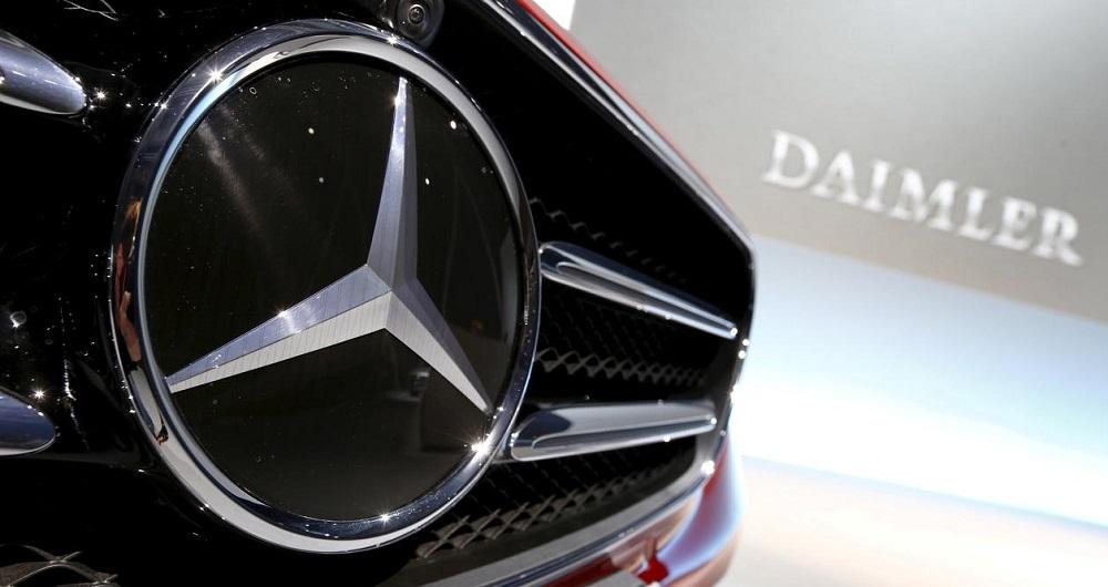 جریمه 960 میلیون دلاری دایملر در کشور آلمان