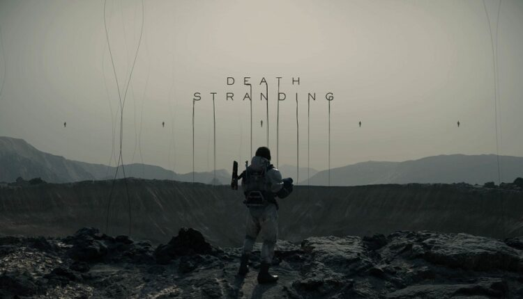 ساخت بازی Death Stranding
