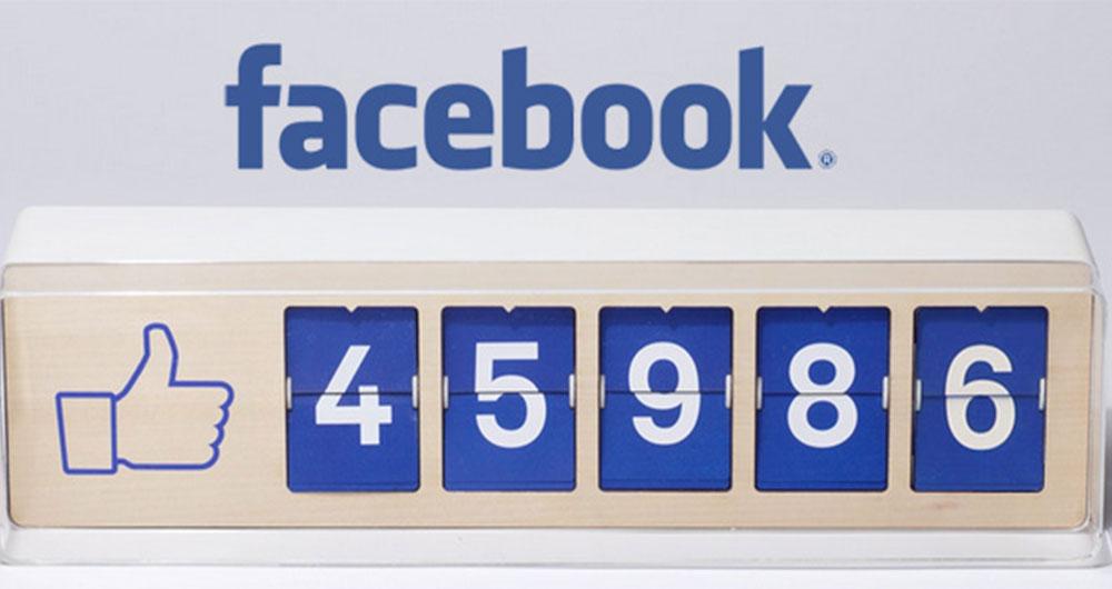 فیسبوک به صورت آزمایشی تعداد لایک پست ها را حذف می کند