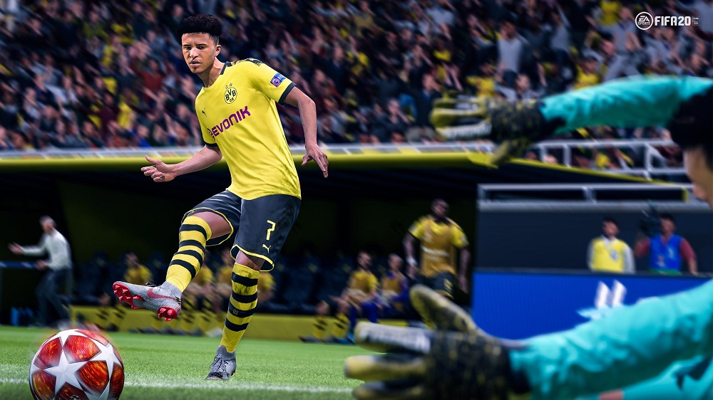دموی بازی FIFA 20 منتشر شد