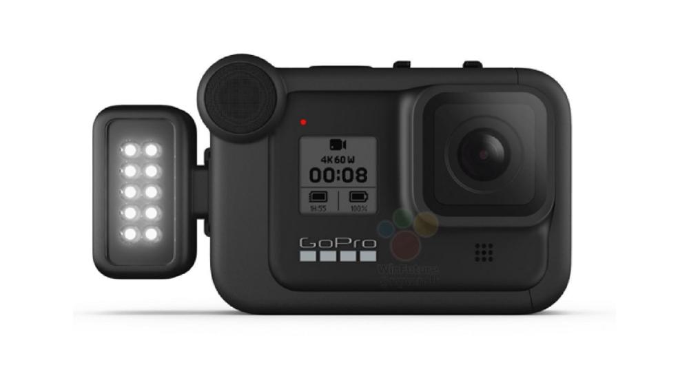 اضافه شدن ماژول واسط به دوربین گوپرو هیرو 8