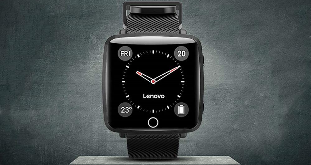 ساعت هوشمند لنوو Carme رسما معرفی شد