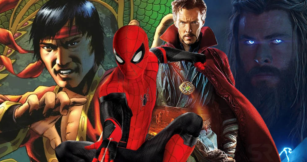 مارول در سال 2021 چهار فیلم جدید را روی پرده سینما می فرستد