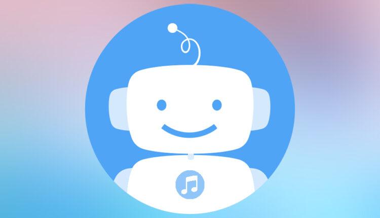 ربات تلگرام برای دانلود موزیک