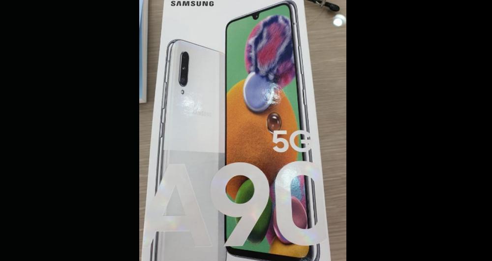مشخصات نسخه 5G سامسونگ گلکسی A90 آشکار شد