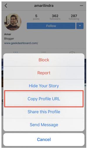 برنامه دانلود عکس پروفایل اینستاگرام در آیفون