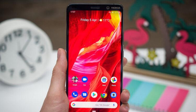 مشخصات فنی گوشی نوکیا 8.2 5G برملا شد