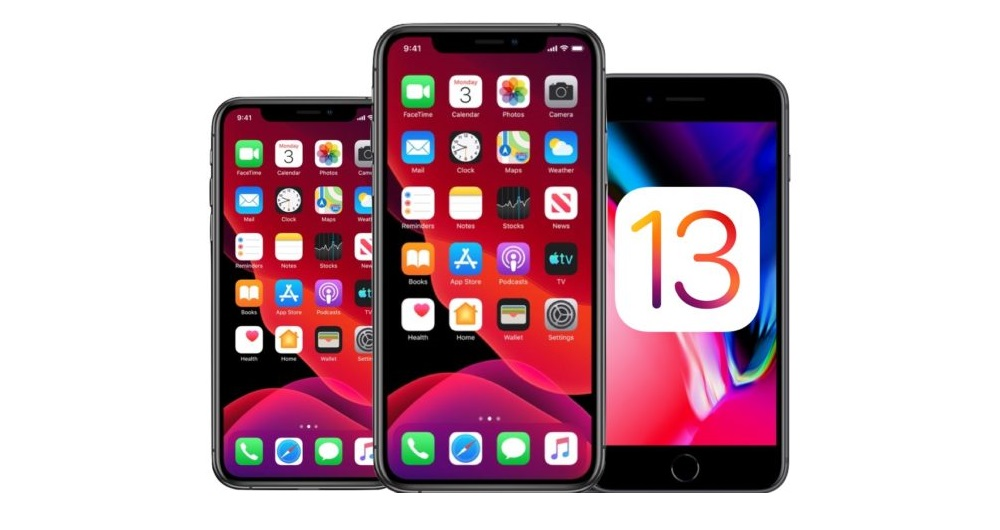 سیستم عامل iOS 13 روی بیش از 50 درصد محصولات اپل نصب شده است