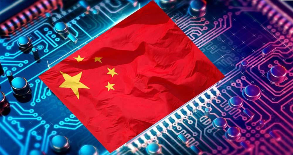 کشور چین با سرمایه گذاری 29 میلیاردی به جنگ قطعات نیمه هادی آمریکا می رود