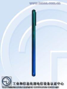 گوشی مرموز هواوی تاییدیه TENAA دریافت کرد