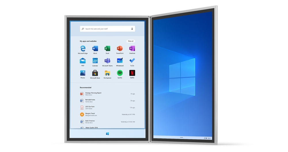آیکون های جدید مایکروسافت در ویندوز 10 ایکس لو رفت