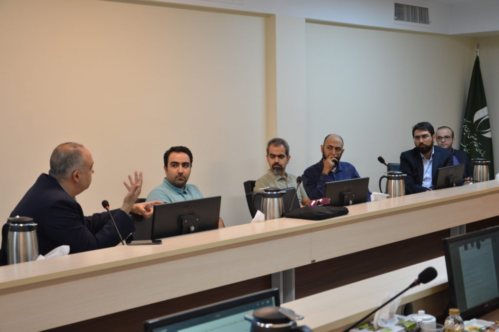 کمیسیون تجارت الکترونیکی دستورالعمل تاکسیهای اینترنتی را بررسی کرد