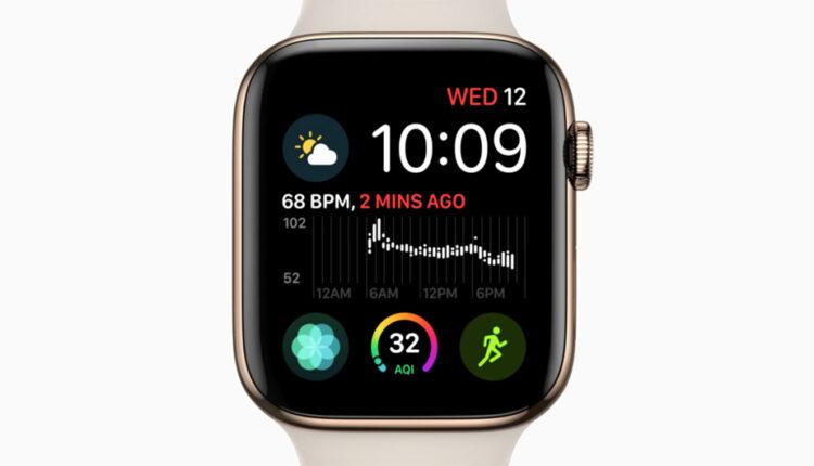 عرضه بروزرسانی سیستم عامل watchOS 5.3.2 برای اپل واچ های سری 4