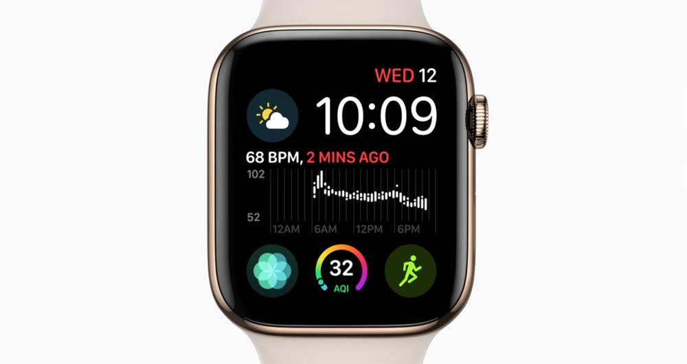 اپل واچ سری 4 بروزرسانی سیستم عامل watchOS 5.3.2 را دریافت کرد