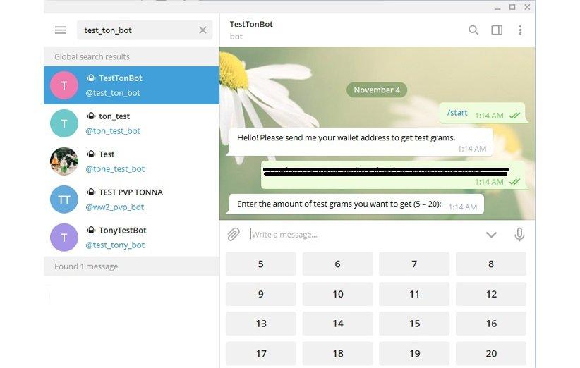 آموزش دریافت رایگان ارز دیجیتال گرام تلگرام