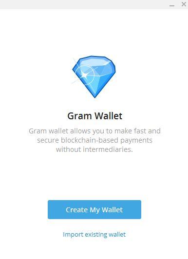 آموزش نصب کیف پول تلگرام