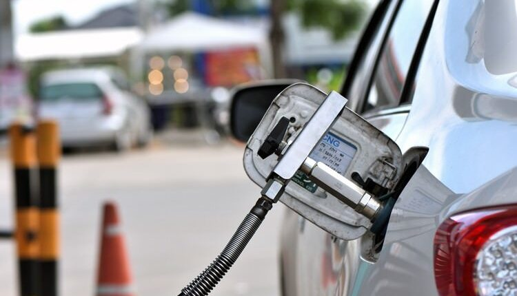 گازسوز کردن خودروهای بنزینی