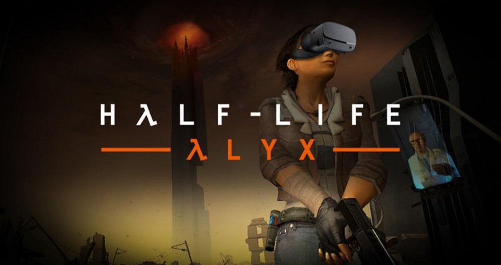 سیستم مورد نیاز بازی Half-Life Alyx