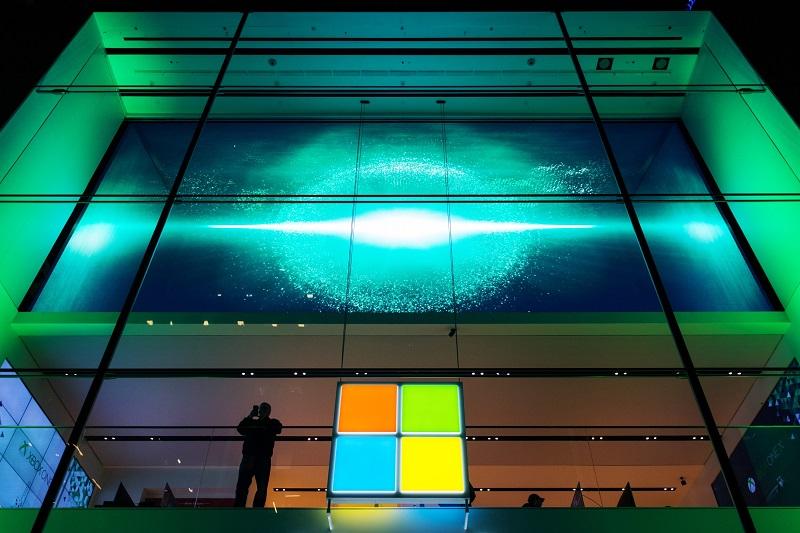 مایکروسافت و پنتاگون