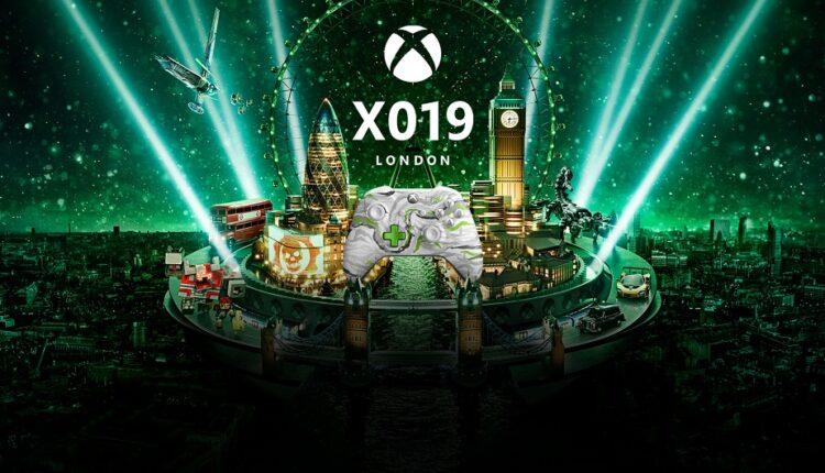 رویداد X019