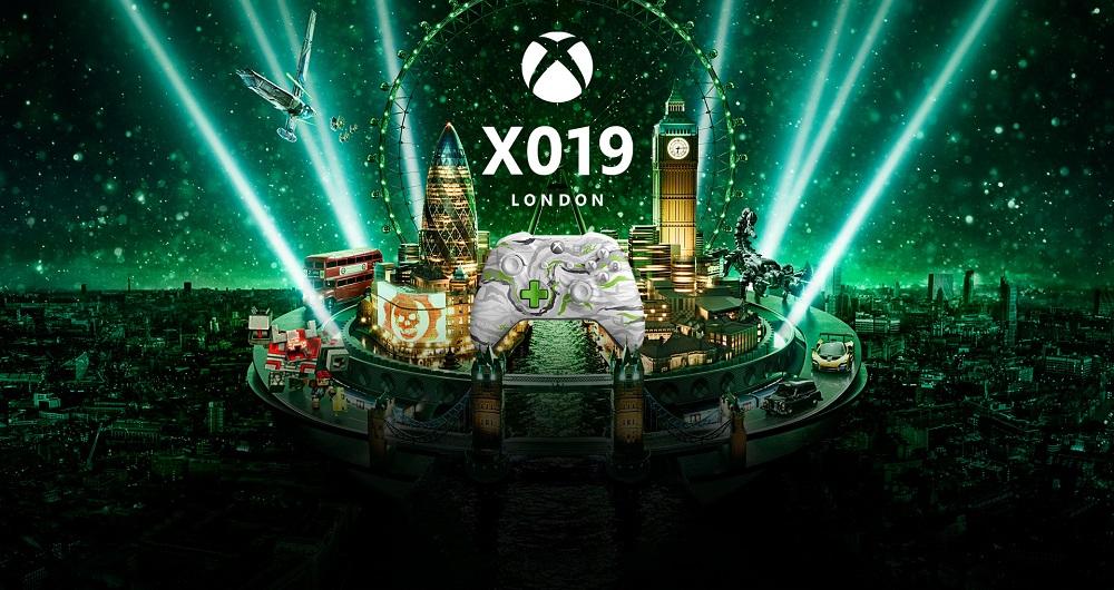 بیش از 24 بازی در رویداد X019 حضور دارد