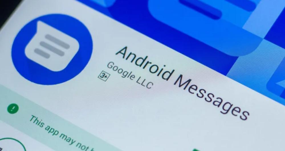اپلیکیشن Android Messages