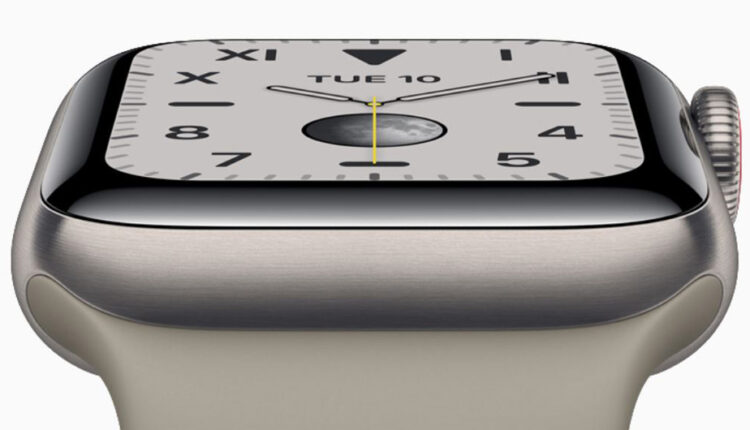 سری 6 اپل واچ عملکرد سریع تری نسبت به مدل های قبلی دارد