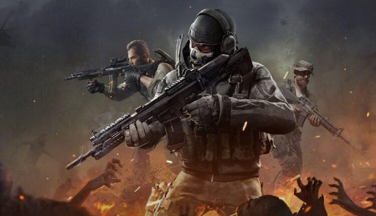میزان دانلود بازی Call of Duty: Mobile