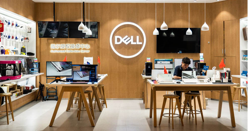 شرکت Dell