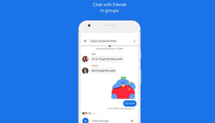 اپلیکیشن Android Messages گوگل به خدمات RCS مجهز می شود