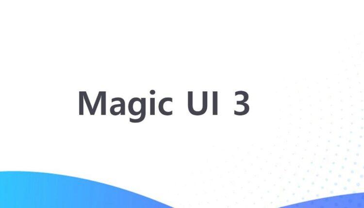 رابط کاربری Magic UI 3.0