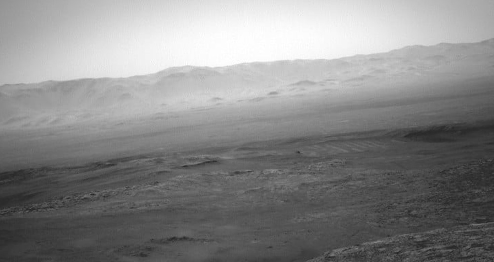 تصاویر مریخ توسط مریخ نورد کیوراسیتی