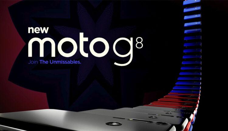 رندرهای جدید گوشی موتو G8 منتشر شد