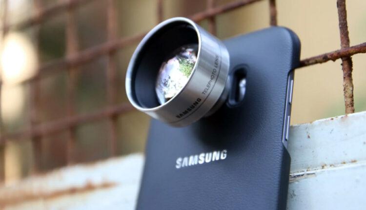 ثبت نشان تجاری Space Zoom برای دوربین گلکسی S11