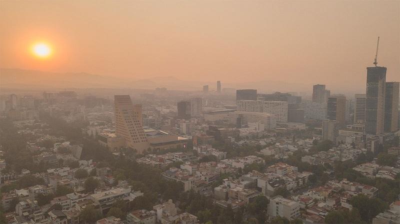 آلودگی هوا چیست؟