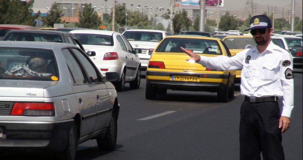 خودروهای پلاک شهرستان