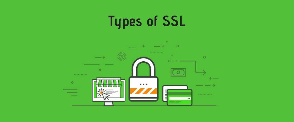 انواع گواهی امنیتی SSL