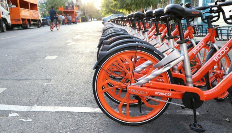 علت غیبت دوچرخههای بیدود در سطح شهر تهران چیست؟