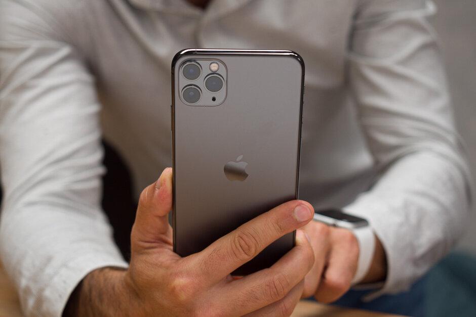آیفون 11 پرو مکس بهترین گوشی 2019