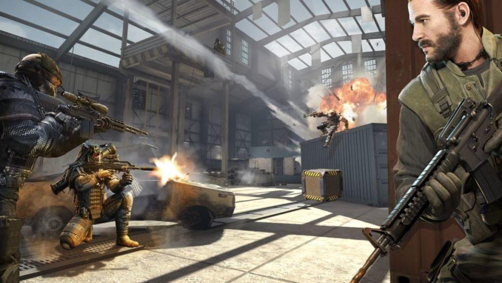 میزان دانلود Call Of Duty: Mobile