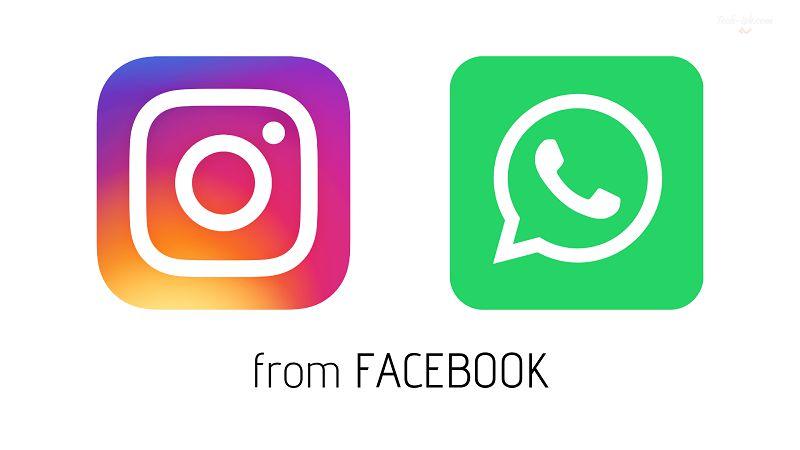 واتساپ و اینستاگرام
