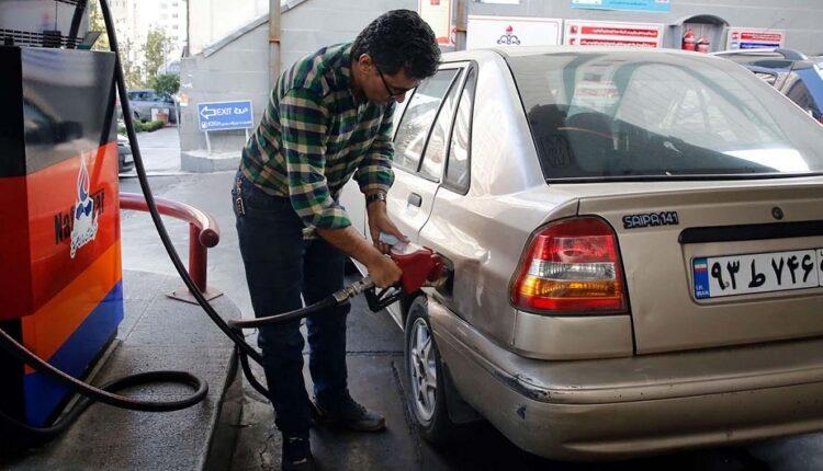 بنزین دو نرخی