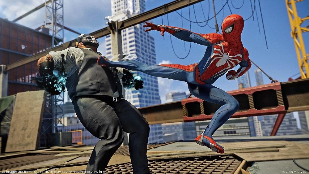 بازی Spider-Man 2