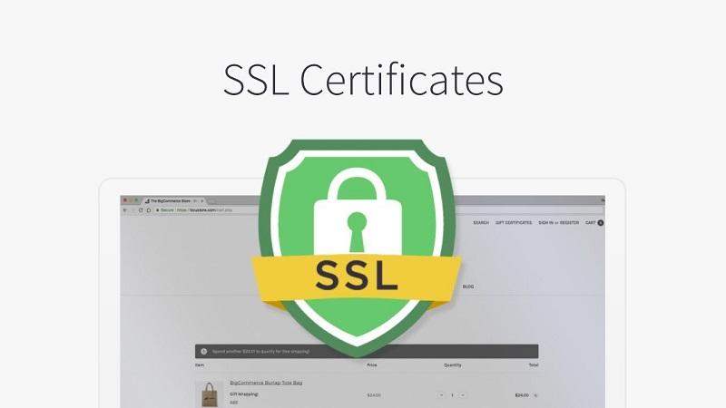 مراحل دریافت و نصب گواهی SSL