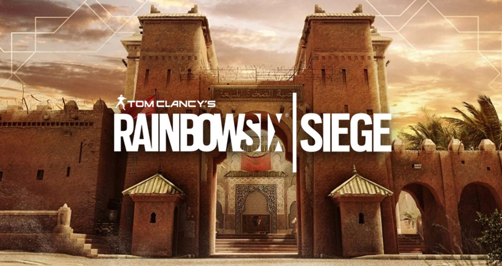 بازیکنان Rainbow Six Siege