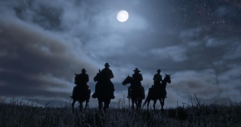 قابلیت Photo Mode بازی Red Dead Redemption 2