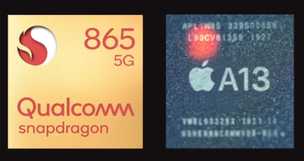 پردازنده اسنپدراگون 865