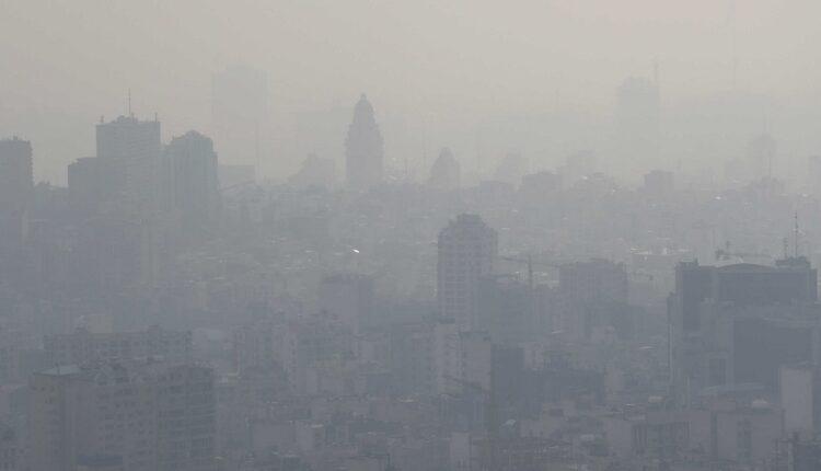 آلودگی هوا و عوامل