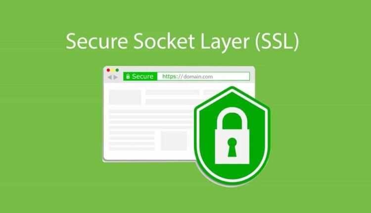 نحوه نصب SSL